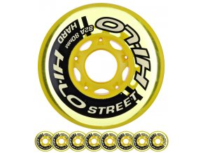 hilo kolecka street yellow set