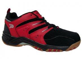 Sálová obuv Patrick Trail Black/Red