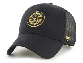 Kšiltovka 47 BRAND MVP Branson Metallic Boston Bruins
