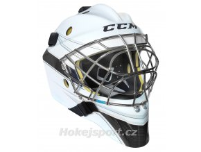 ccm goalie mask axis 1 5 wht blk 0