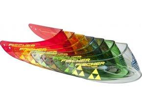 fischer plexi pod masku colors