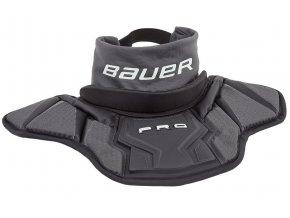 bauer goal pro neck guard s21 1