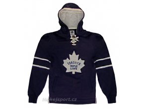 Mikina CCM NHL Team Classic Hoody Toronto Maple Leafs