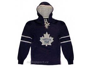 Mikina CCM NHL Team Classic Hoody Toronto Maple Leafs