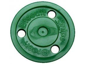Tréninkový off-ice puk Green Biscuit Snipe