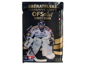Hokejové kartičky O2 ELH OFS 2008 Plus