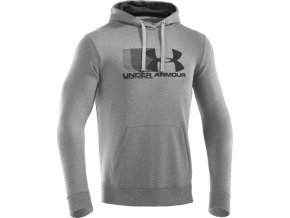 Mikina Under Armour AllSeasonGear Storm Battle Grey