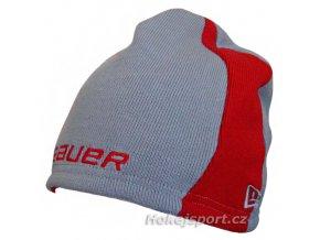 Kulich Bauer New Era® Vapor Cuffless Knit Cap Red