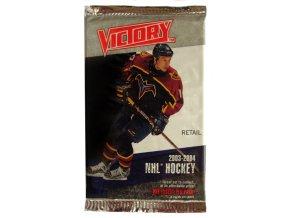 Hokejové kartičky NHL Victory 2003/04