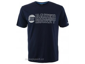 Triko Bauer Classic Hockey Short Sleeve Tee