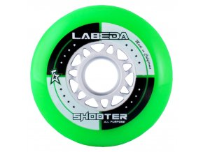 Kolečka Labeda Shooters 76 mm/78A (4 ks)