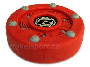 In-line puk Rocket Hockey Orange