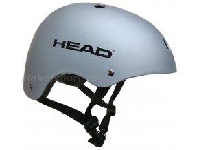 In-line helma Head Tornado Silver