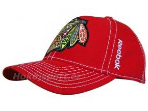 Kšiltovka Reebok 2nd Season Spin Chicago Blackhawks