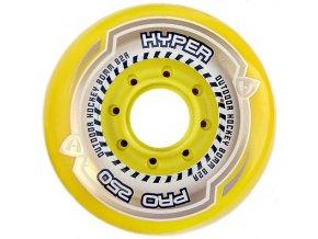 Kolečka Hyper PRO 250 Yellow 80 mm/82A (4 ks)