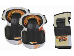 In-line chrániče Hot Wheels Lowrider - 3 sada