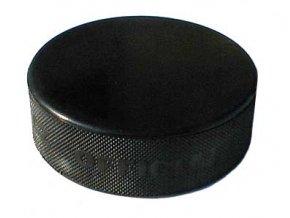 Hokejový puk Junior černý