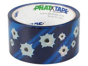 Izolace na štulpny Phat Tape - Bullet Holes