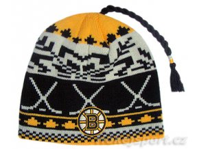 Kulich Reebok Cuffless Knit With Tassle Boston Bruins