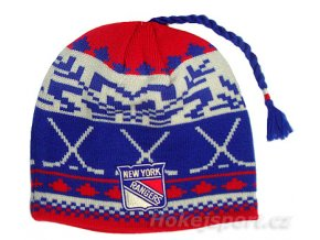 Kulich Reebok Cuffless Knit With Tassle New York Rangers
