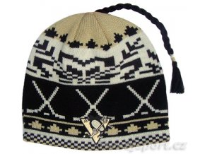 Kulich Reebok Cuffless Knit With Tassle Pittsburgh Penguins