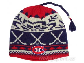 Kulich Reebok Cuffless Knit With Tassle Montreal Canadiens