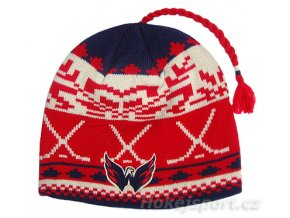 Kulich Reebok Cuffless Knit With Tassle Washington Capitals