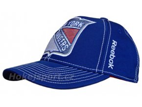 Kšiltovka Reebok 2nd Season Spin New York Rangers