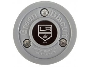 Tréninkový off-ice puk Green Biscuit NHL Los Angeles Kings
