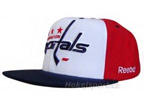 Kšiltovka Reebok Snapback Cap Washington Capitals