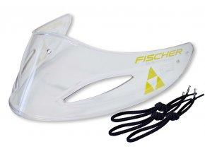 Chránič krku - Plexi pod masku Fischer Throat PRO Junior