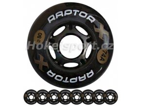 raptor wheel 74A set