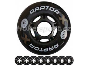 raptor wheel 84A set