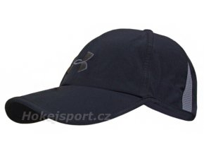 Kšiltovka Under Armour Shadow Run Adjustable Cap Black