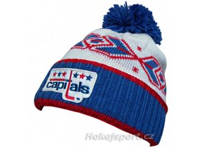 Kulich CCM Retro NHL Cuffed Pom Washington Capitals