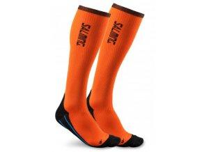 Ponožky - Podkolenky Salming Comp Sock Orange