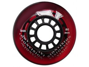 vision wheel outdoor red