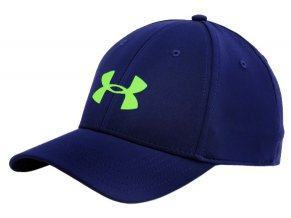 Kšiltovka Under Armour Headline Stretch Fit Cap Navy