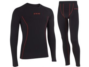 SET - Ribano - Triko + Kalhoty CCM Performance Compression Long Senior