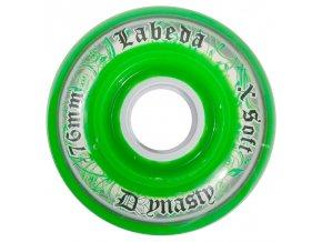 Kolečka Labeda Dynasty III X-Soft 80 mm (4 ks)