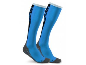 salming sock comp blue 1