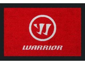warrior koberec red