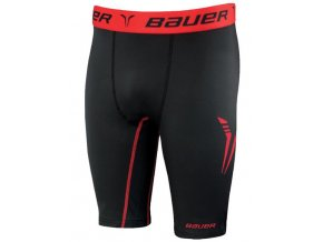 bauer core compr bl short 1