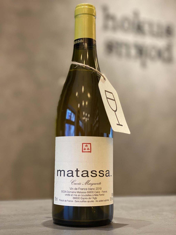 Matassa - Cuvée Marguerite 2019