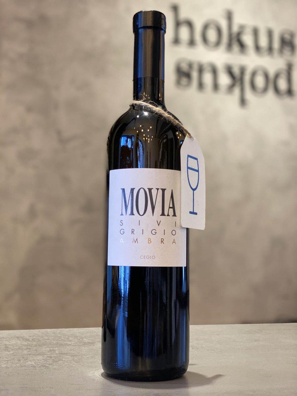 Movia - Sivi Pinot | Grigio AMBRA 2017