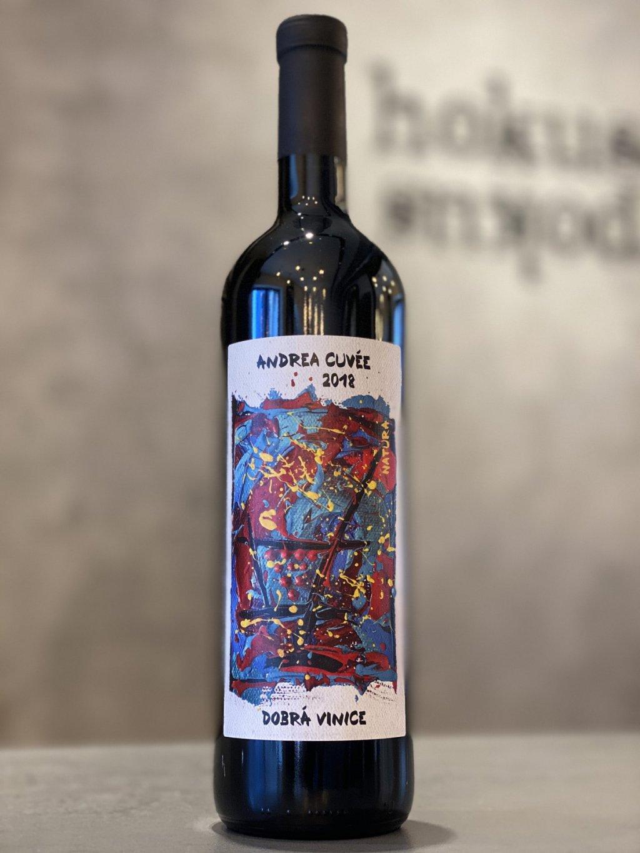 Dobrá Vinice - Andrea Cuvée 2018