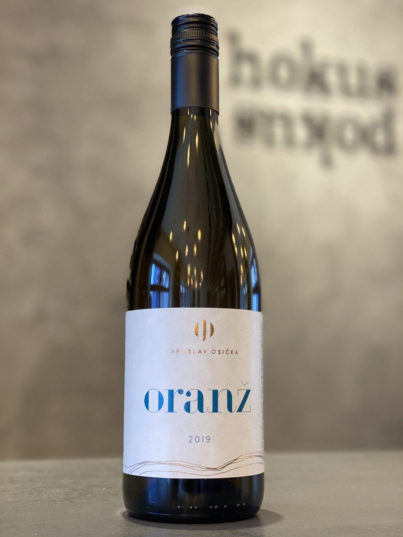 Jaroslav Osička - Oranž 2019