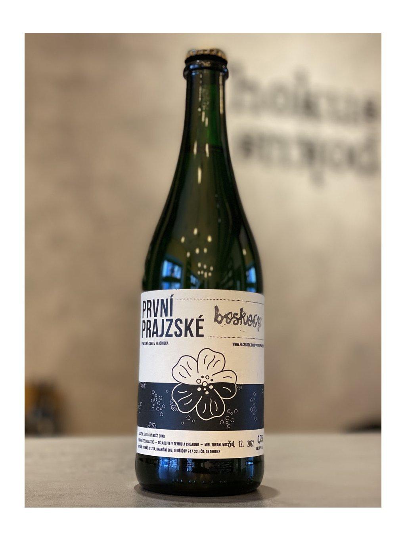 Cider První Prajzské - Boskoop 0,75l