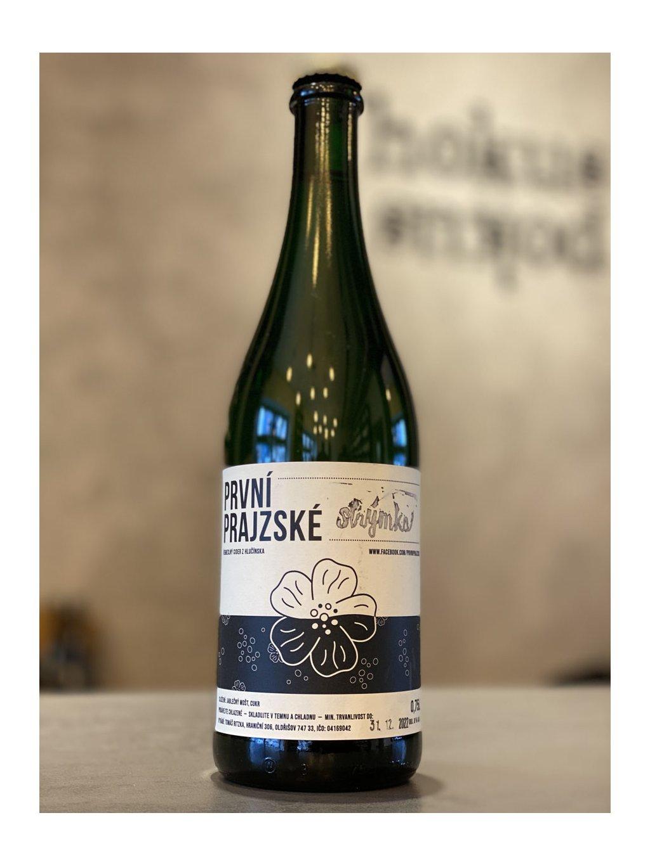 Cider První Prajzské - Strýmka 0,75l