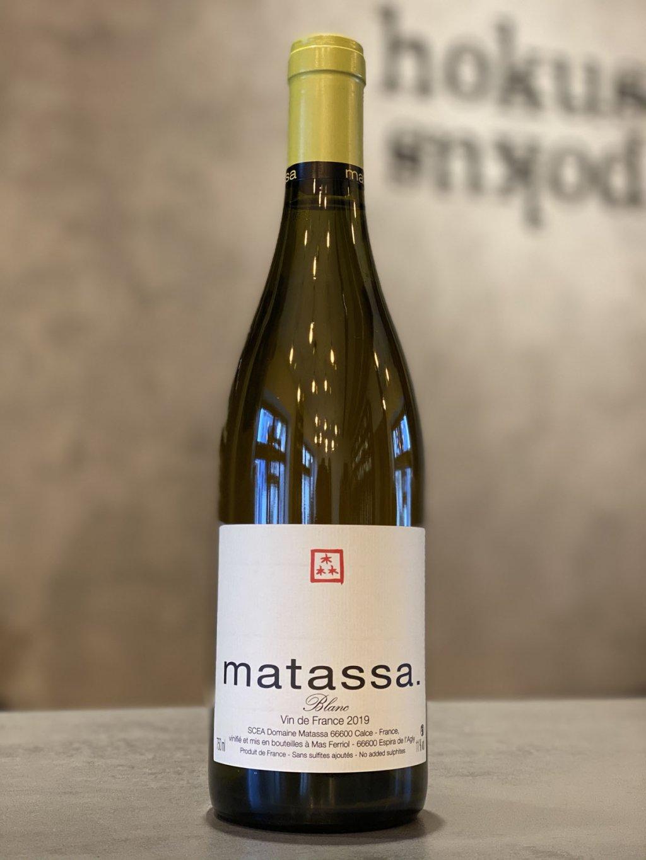 Matassa - Blanc 2019